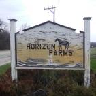 Horizon Sign