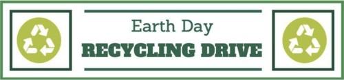 Green Club Recycling Drive