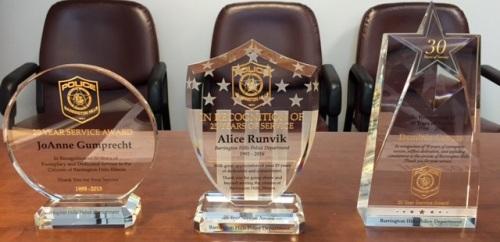 VBHPD Awards