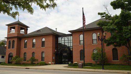 Barrington Village Hall