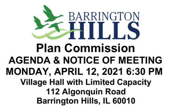 Plan Commission 4.12