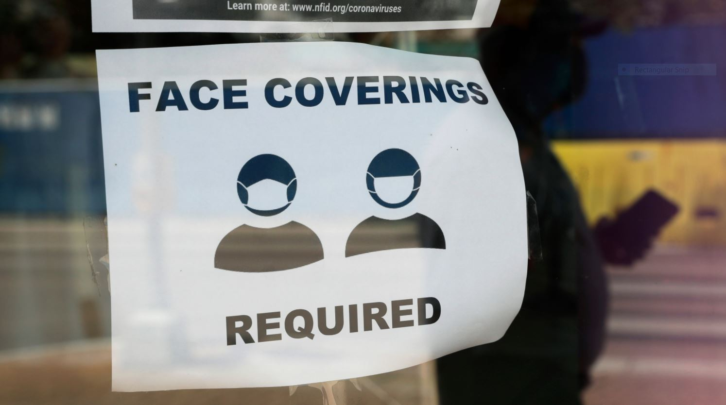Face Nasks Required