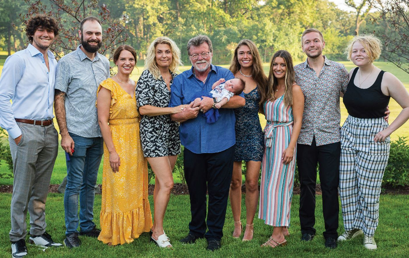 The Heidner family